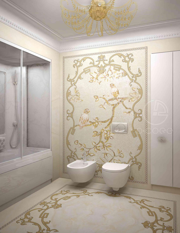 Bathroom 8 – D-CORE Mosaic Studio